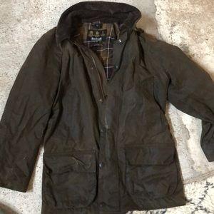 Men's Barbour jacket size medium